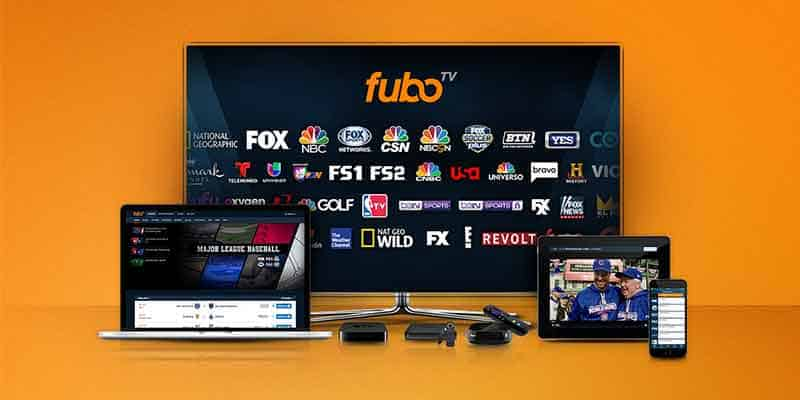 NCAA on fuboTV
