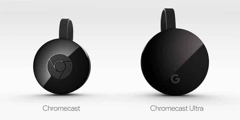Google Streaming Devices
