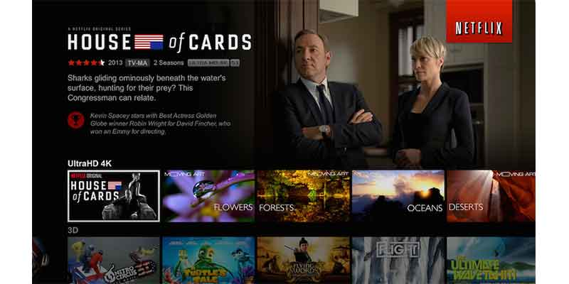 House of Cards Netflix Original