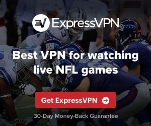 NFL Streaming VPN