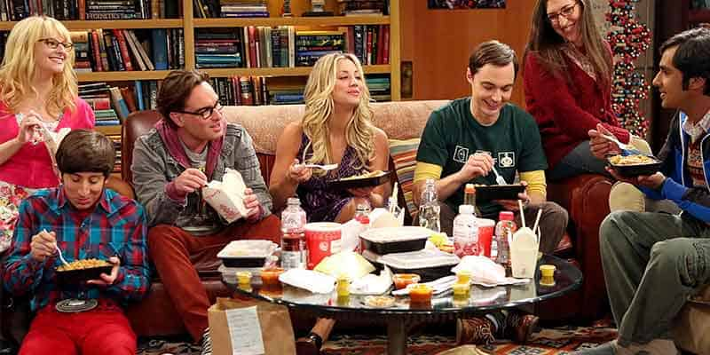Stream The Big Bang Theory