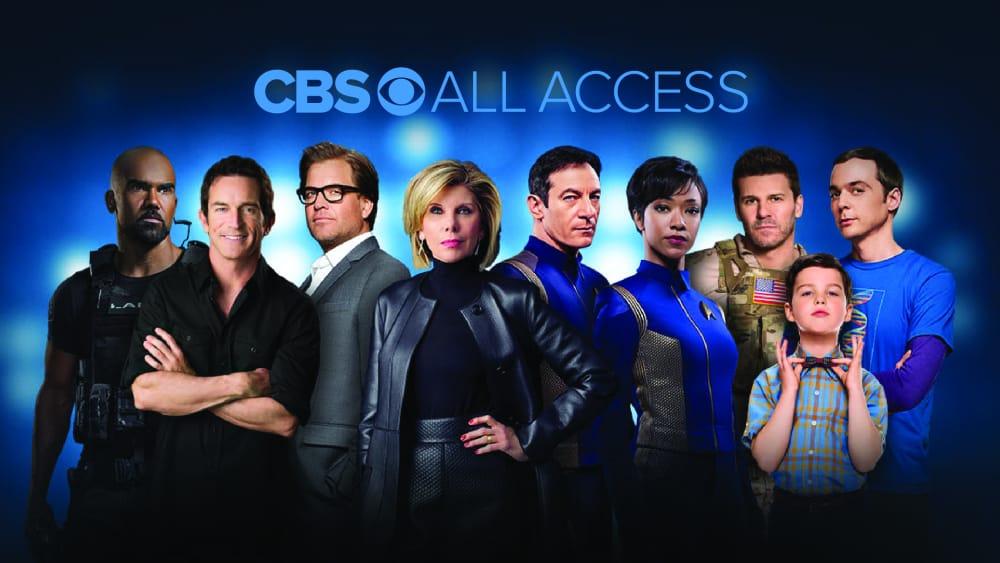 Stream CBS All Access
