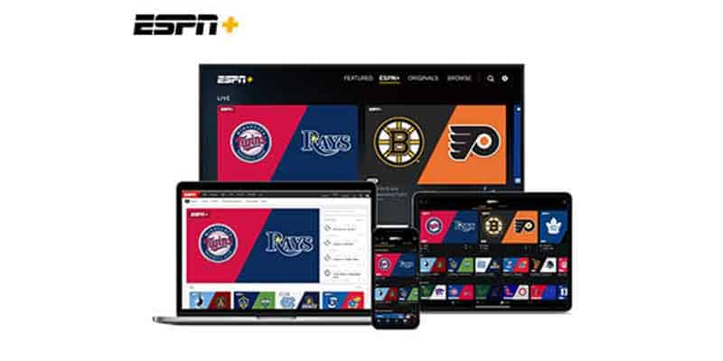 ESPN+ Compatible Devices