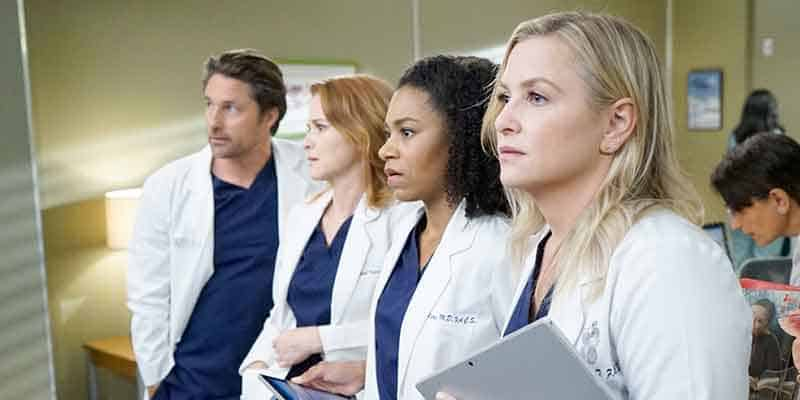 Stream Grey's Anatomy