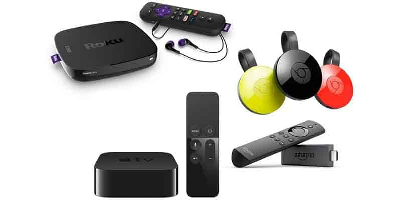 French TV Streaming Devices