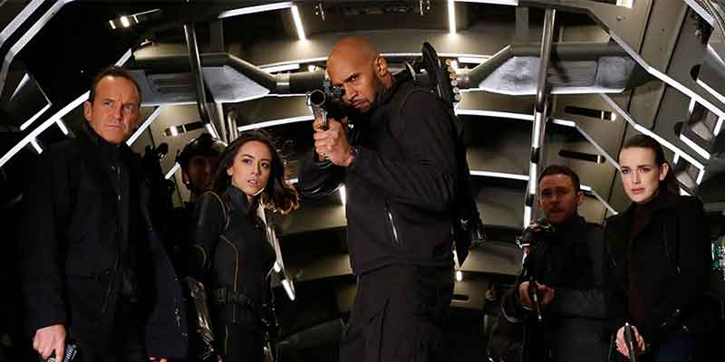 Stream Agents of S.H.I.E.L.D.