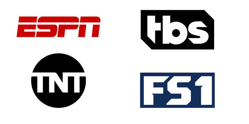 Watch national sports channels