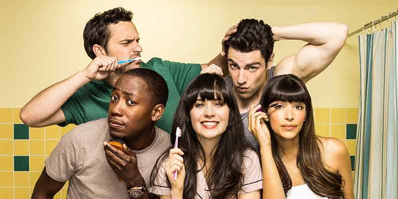 Stream New Girl