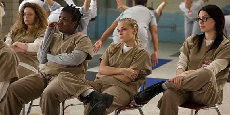 Stream Orange Is The New Black