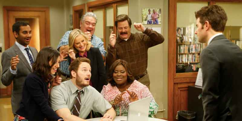 Stream Watch Parks and Recreation