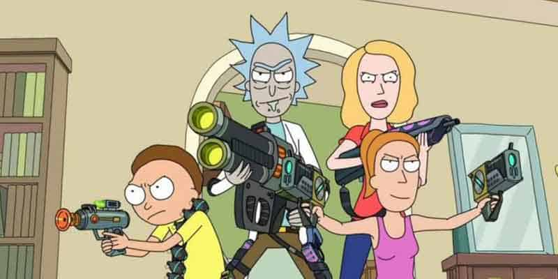 Watch Rick and Morty
