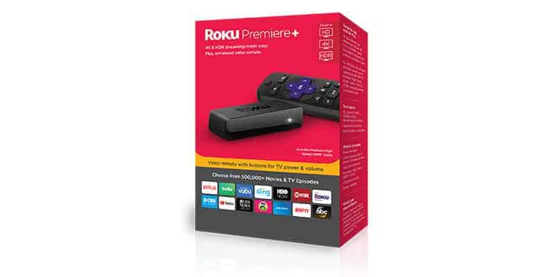 Roku Premiere Plus Design