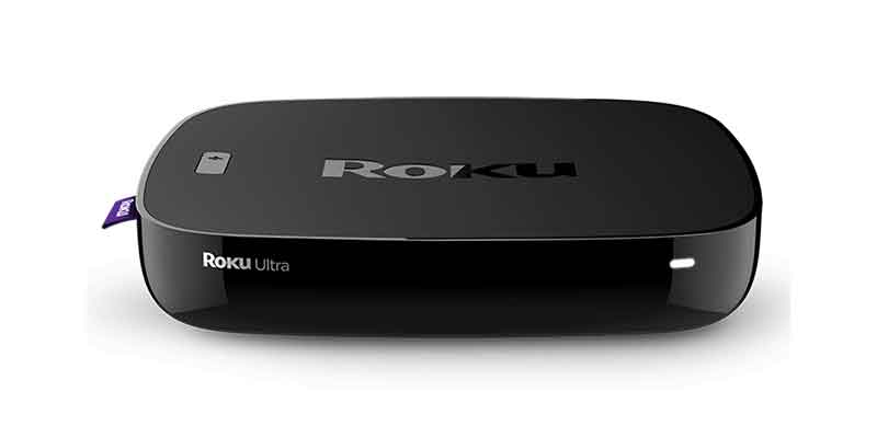 Roku Ultra Front