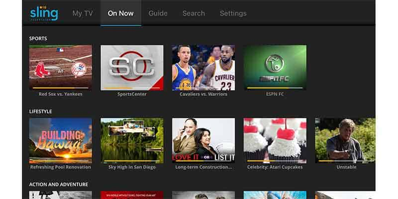 Sling TV Streaming Service Review - Cord Cutting Reviews 2019
