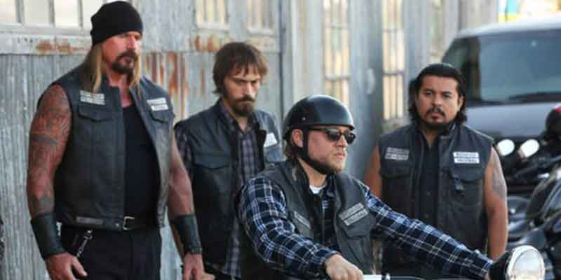 Stream Sons of Anarchy