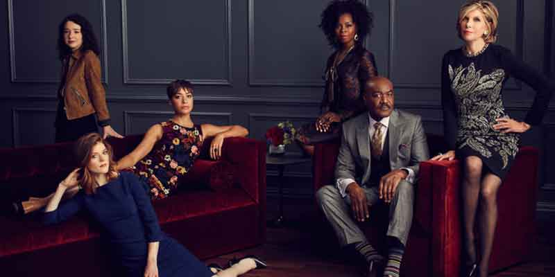 Stream The Good Fight Online