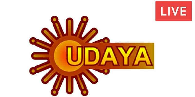 Watch Udaya TV channel